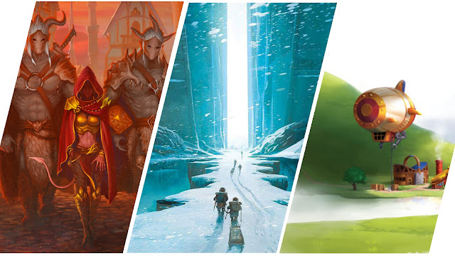 20 Awesome Looking Board Games Coming in 2017: Part 2