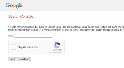 Cara Agar Blog Cepat Terdaftar dan Lebih Dikenali Oleh Search Engine Google