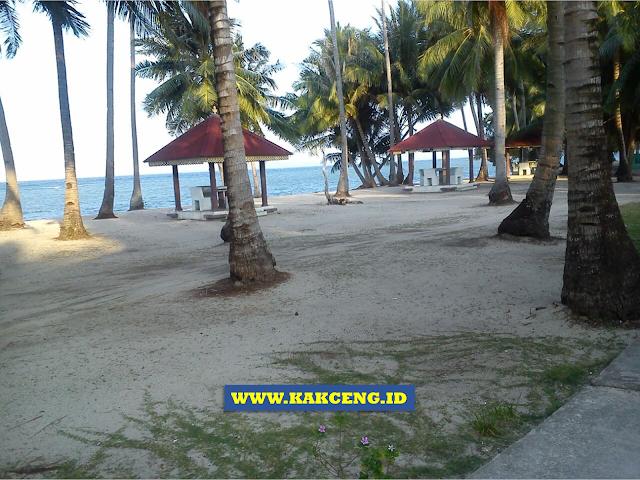 Penginapan di Pulau Benan Lingga