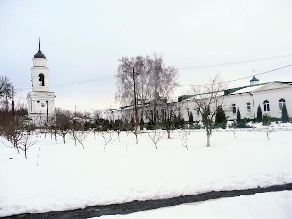 Самарский Свято-Николаевский монастырь. Сад