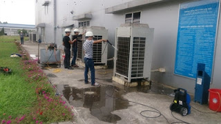 Jasa Profesional Service AC Pondok Indah - Jakarta Selatan