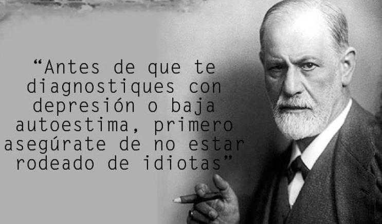 20 Frases De Sigmund Freud Que Te Van A Hacer Reflexionar