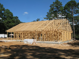 Seminole View By Gary Shiver Construction House Day 23