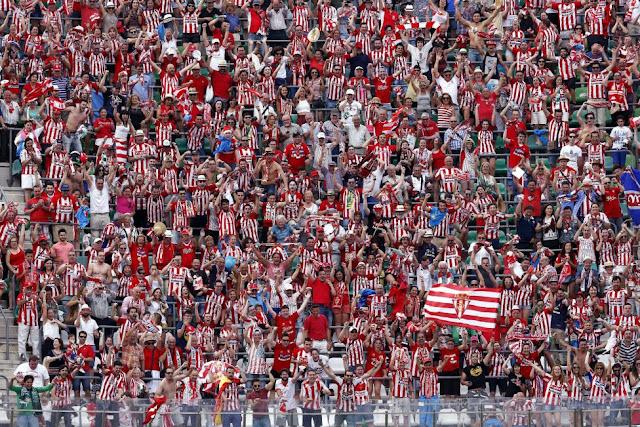 Sporting Gijon Fans