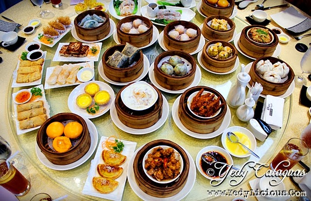Weekend Dimsum Buffet Feast At Crystal Jade Dining In Bgc