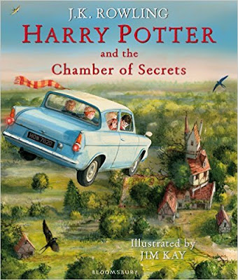 Download Free Harry Potter and the Chamber of Secrets by J.K. Rowling and Jim Kaye Book PDF