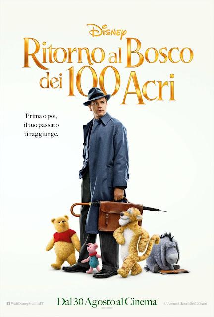 Ritorno Al Bosco Dei 100 Acri Disney