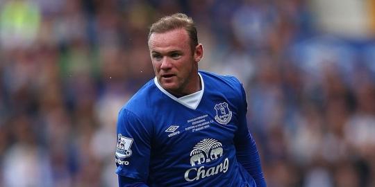 Demi Bergabung Everton, Rooney Siap Potong Gaji