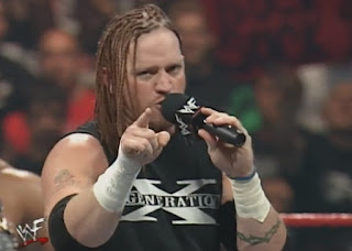 WWF - Over the Edge 1998 Review - Road Dogg hypes the crowd before DX vs. The Nation