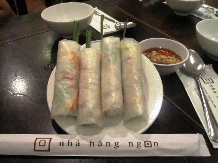 Nha Hang Ngon Ho Chi Minh Vietnam