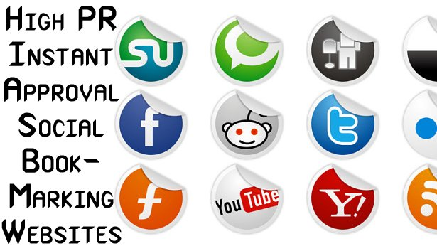 Top 50+ Free Social Bookmarking Sites | Instant Approve USA