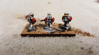 Nova Federation Infantry 3