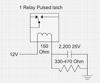 My Commentary and Technical help: Remote selection relay