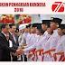 Daftar Nama Paskibra 2016 Dari Masing-masing Provinsi di Indonesia