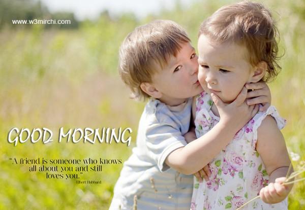 88 Lovely Romantic Couple Good Morning Wallpaper Gratis