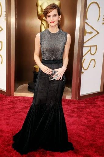 1.Emma Watson Dress
