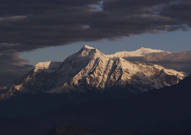 Mount Annapurna Sunrise Pictures