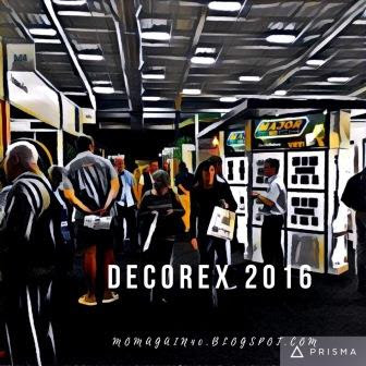 Decorex, 2016, Johannesburg, #Decorex2016
