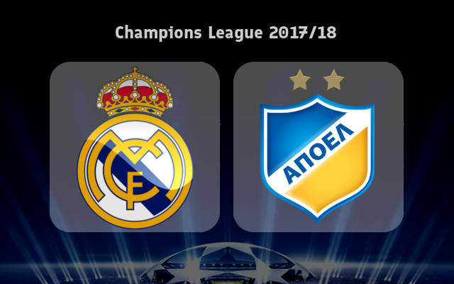 Real Madrid vs APOEL Nicosia Full Match & Highlights 12 September 2017