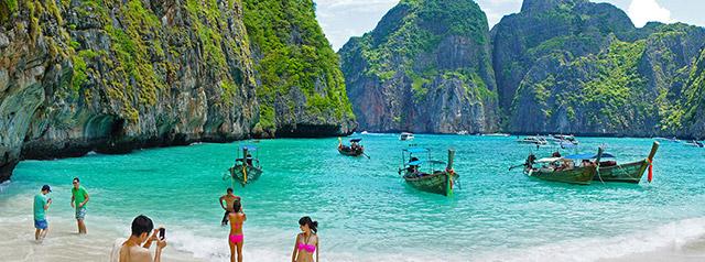 viajes tailandia - islas Phi Phi