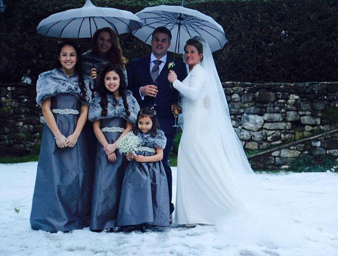 morzine wedding