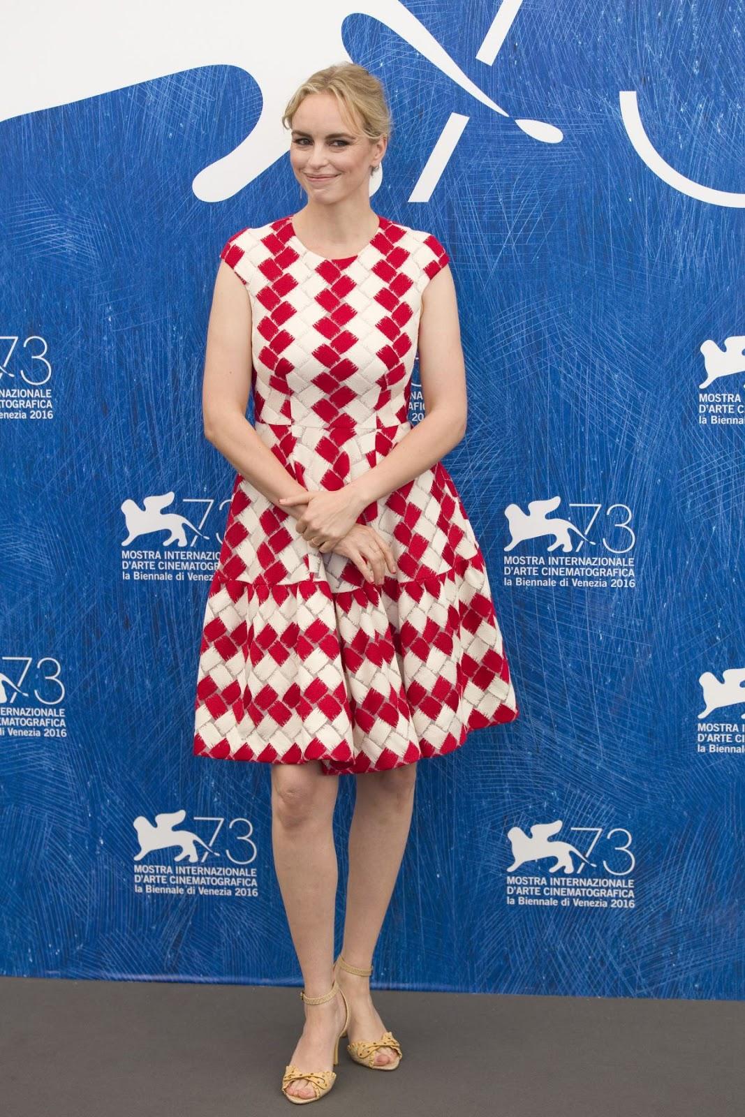 HQ Photos of Nina Hoss at Jury Photocall at 2016 73rd Venice Film Festival in Venice