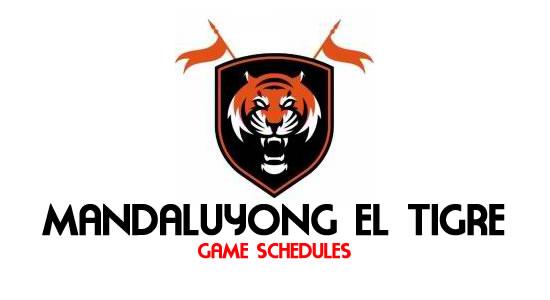 LIST: Game Schedule Mandaluyong El Tigre 2018 MPBL Anta Datu Cup