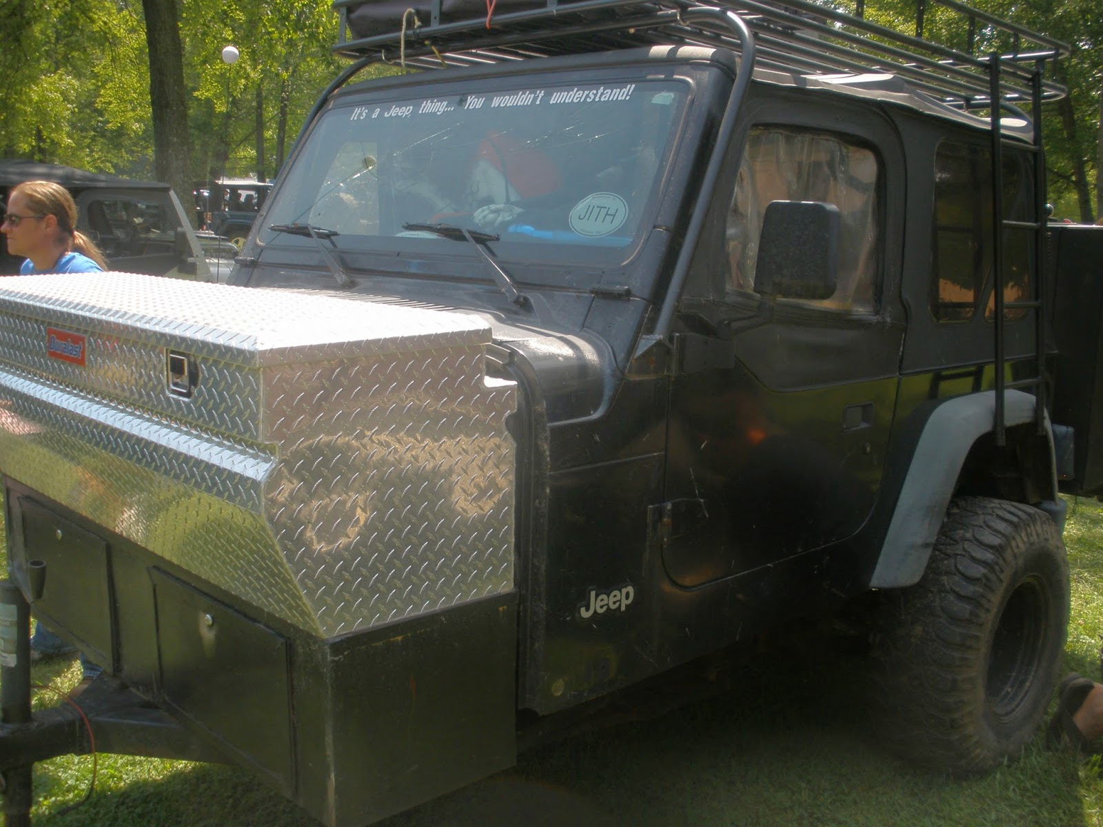 Jeepn'stuff: It's a Jeep thing, you wouldn't understand
