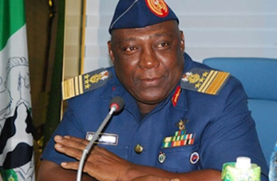 Former Chief of Defence Staff Alex Badeh's