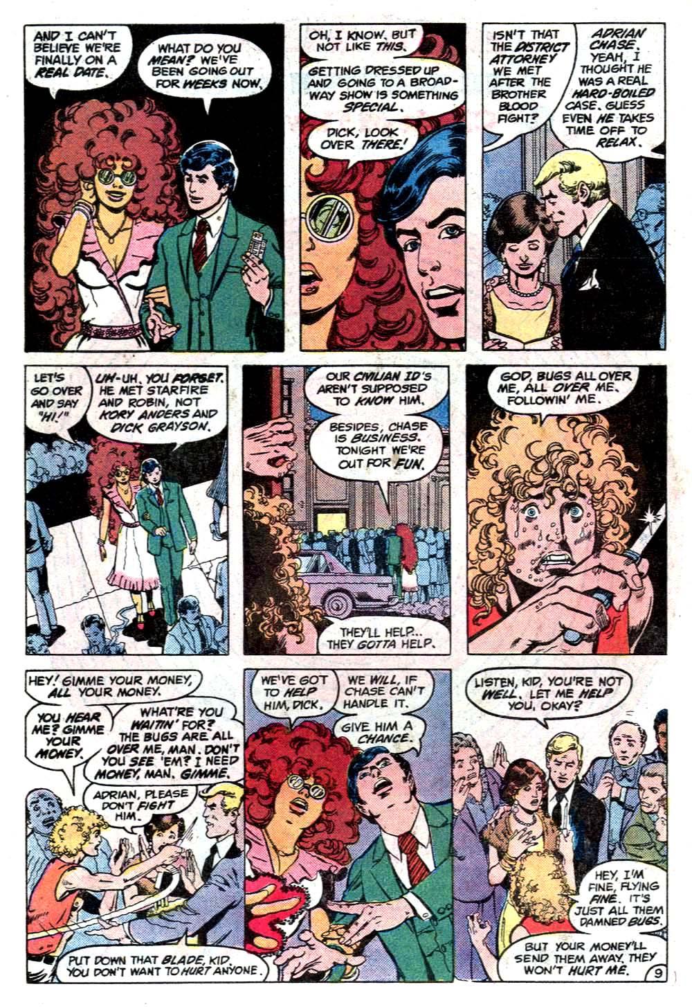 Classic Teen Titans