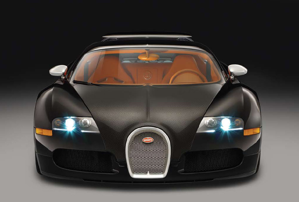 Runs on Rails: Bugatti Veyron Most Powerful and Most ...