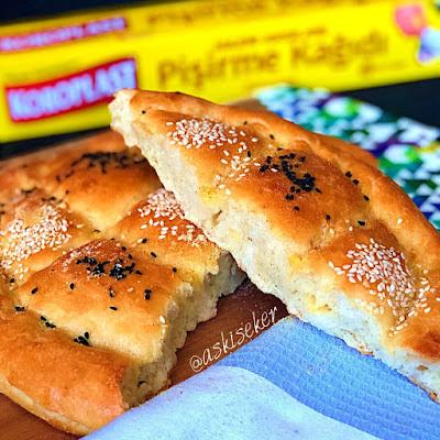 En kolay RAMAZAN PiDESi TARiFİ Nasıl Yapılır Pastane Fırın Pidesi Nefis Lezzetli Yemek Tatlı Hamurişi Tarifleri