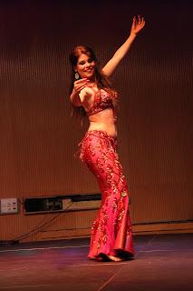 danza oriental sevilla