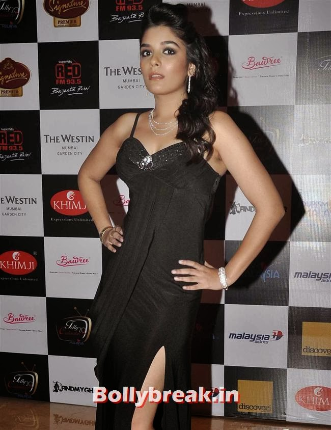 Pooja Gor, Tv babes at Telly Calendar 2014 Launch
