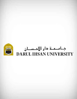 darul ihsan university, darul ihsan university vector logo, college, institute, education, campus, school, university