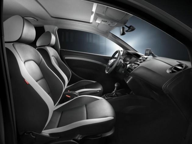 2013 Seat Ibiza Cupra Interior