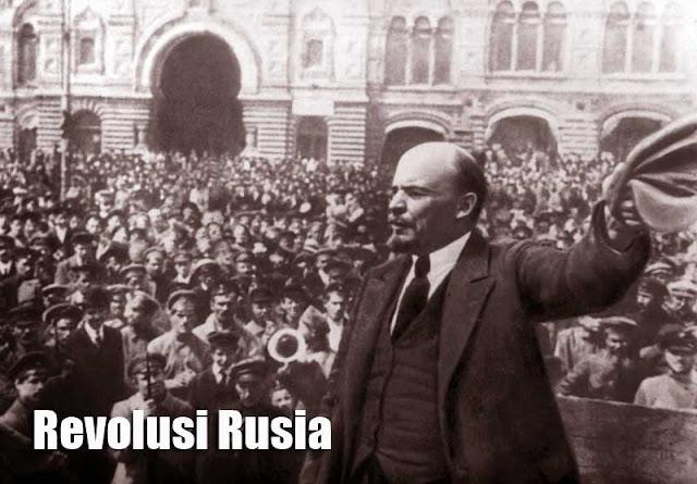 Gambar ilustrasi Pengaruh Revolusi Rusia bagi Indonesia