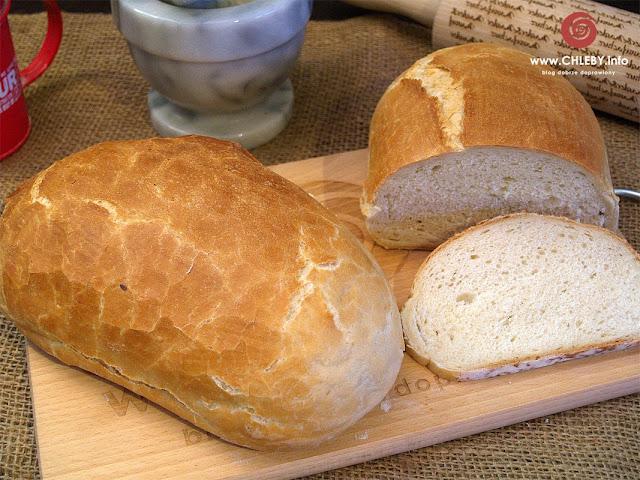 Najprostszy chleb pszenny z chrupiącą skórką