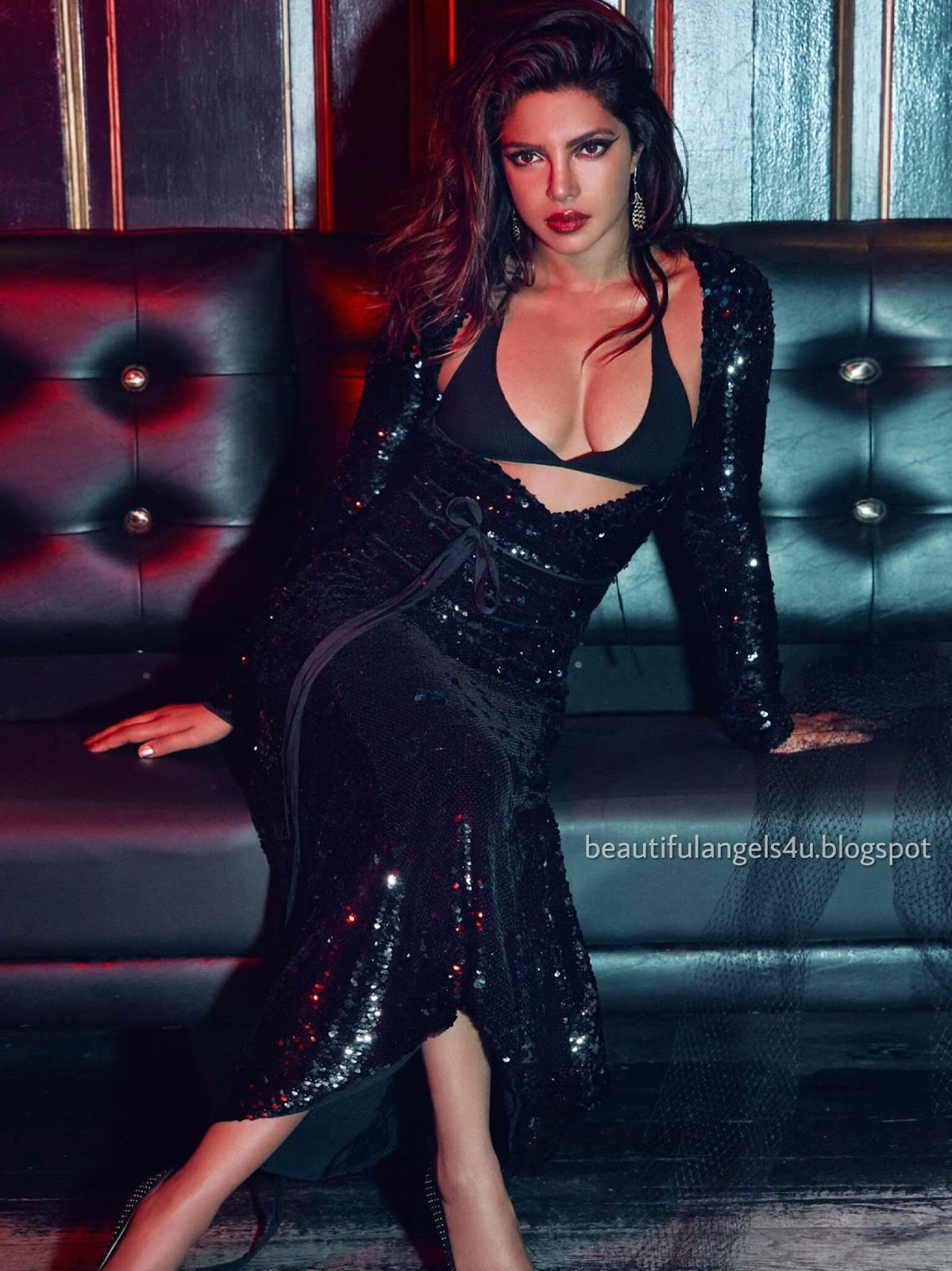 Priyanka Chopra Hot Photoshoot For Vogue India Magazine -7064