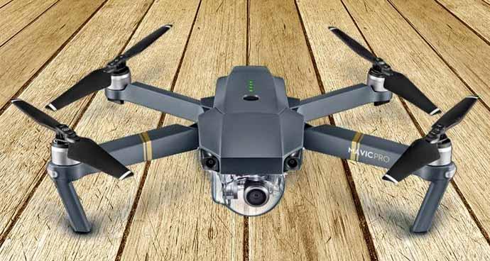 Drone Selfie Tebaik - Mavic Pro-DJI