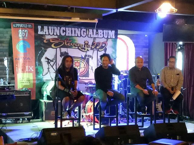 """Berbeda Dari Yang Lain, Double Album """"Penawar Rindu"""" Steven Jam"""
