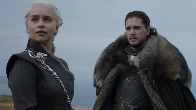Daenerys Targaryen Destiny Reveal In Game Of Thrones Season 8.
