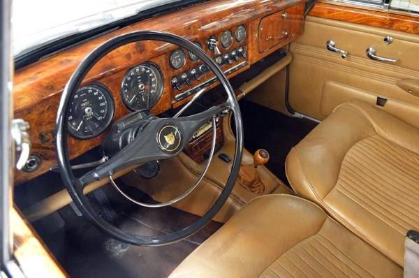 1964 jaguar sedan
