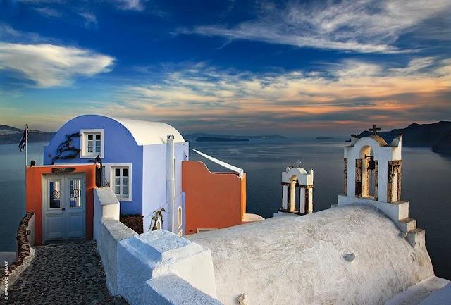 Η Ελλάδα είναι η ωραιότερη χώρα του κόσμου και για το Condé Nast Traveler