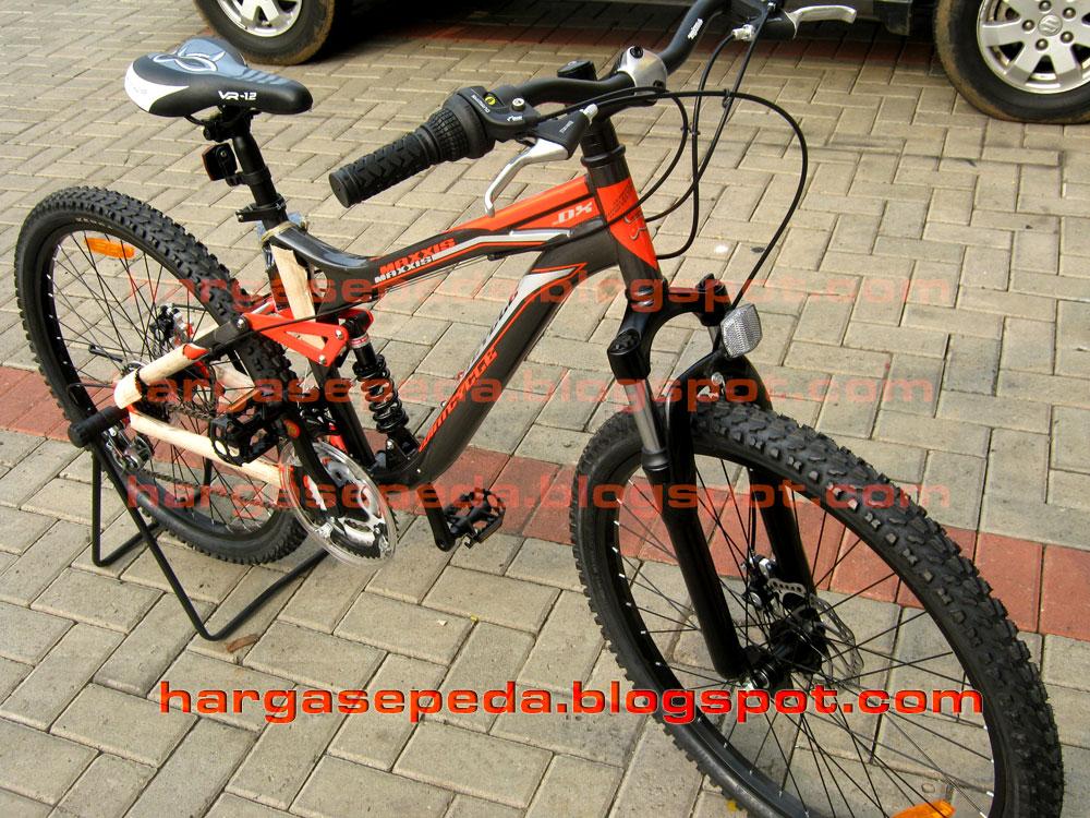 MTB Maxxis DX ciamikkk! | Sepeda|Harga Sepeda |Jual Sepeda