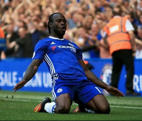 Why Victor Moses Is Not Featuring For My Team - Chelsea Coach Sarri