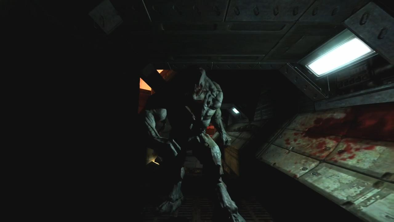 Dustin of Blast Away the Game Review: DOOM 3 BFG Edition