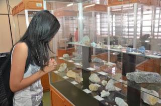 Acervos e Museus Minerais no Brasil