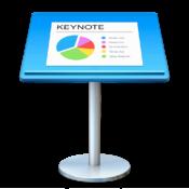 Aggiornamento Keynote 7.1 per Mac e Keynote 3.1 per iOS