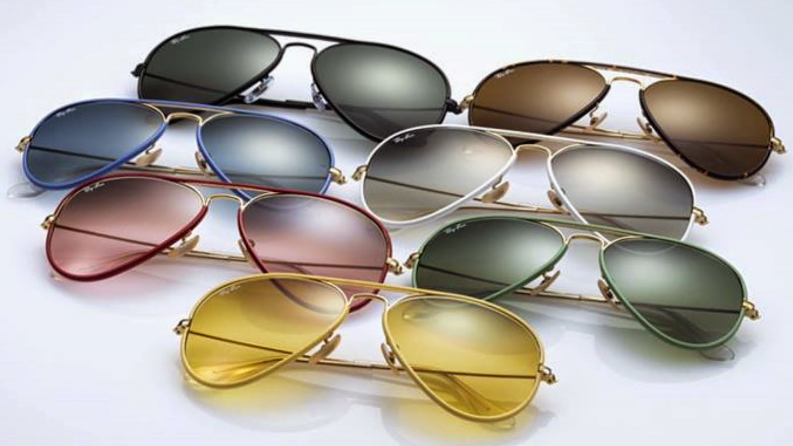 Ray Ban Aviator Full Color RB3025JM 太陽眼鏡